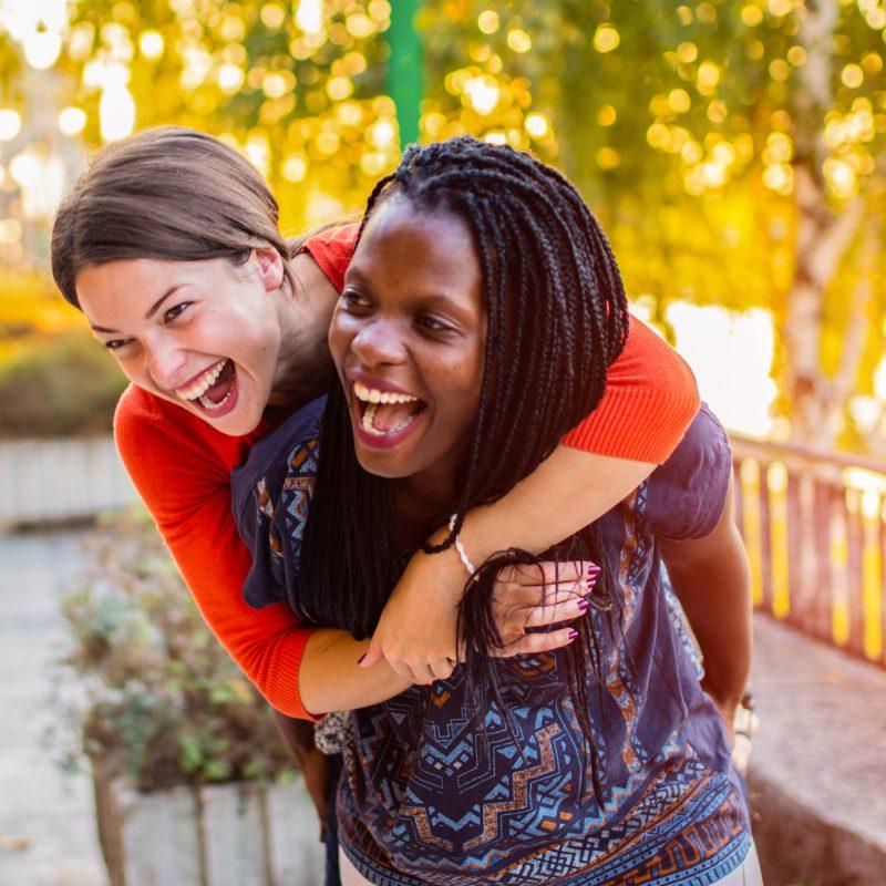 Health Benefits of Feeling Positive