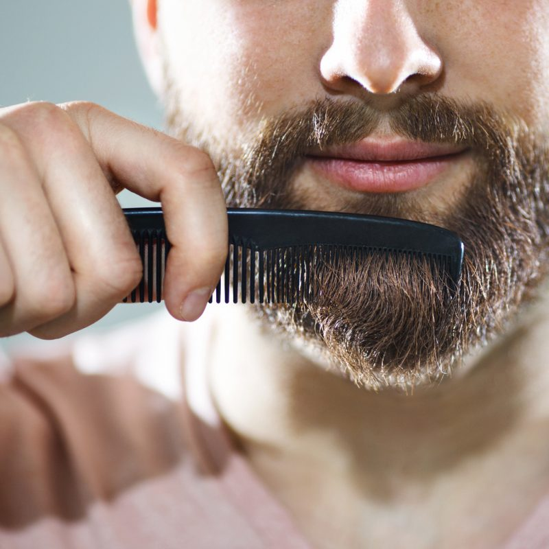Men's Products to Maintain a Beard