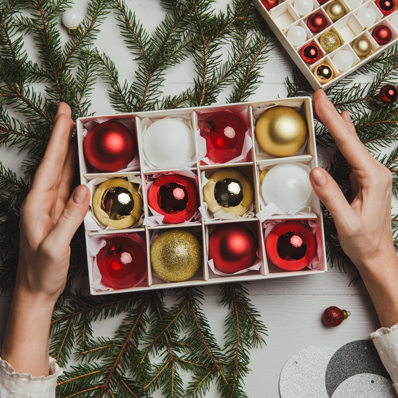 Best Ways to Pack Away Holiday Decor