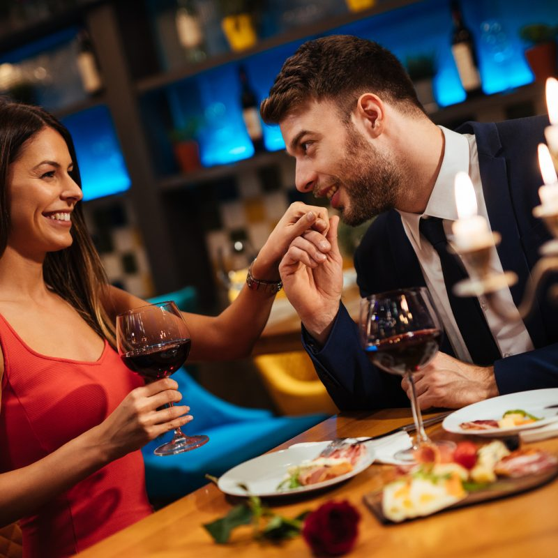 Valentine's Day Dining in Addison