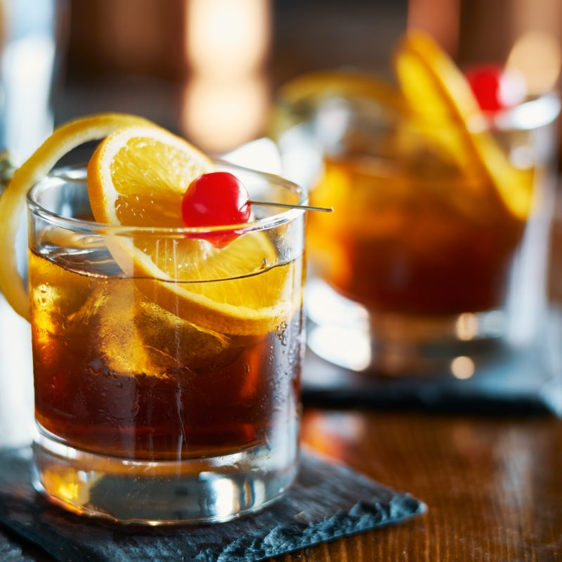 Try These Old Fashioned Cocktails