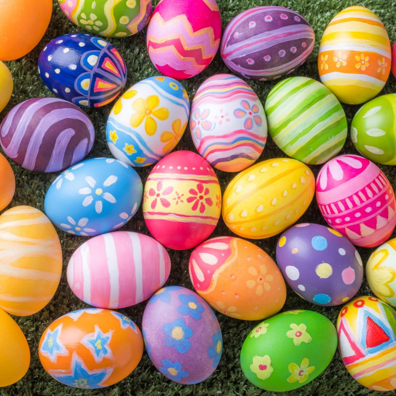 Addison Hosts Easter Egg-Stravaganza for Residents