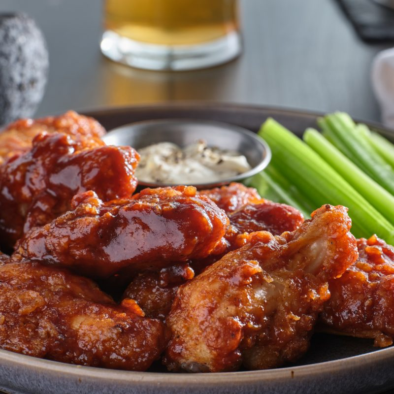 Delicious Wings in Addison