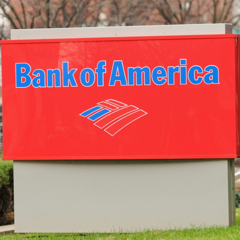 Addison Nominates Bank of America as Enterprise Project
