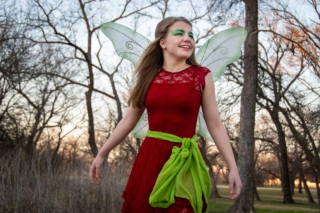 Outcry Theatre Presents: The Night Fairy