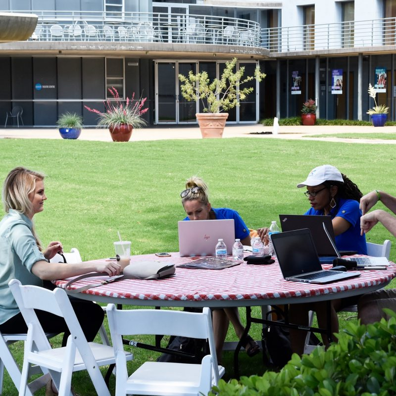 Coworking Day in the Park for Addison Residents