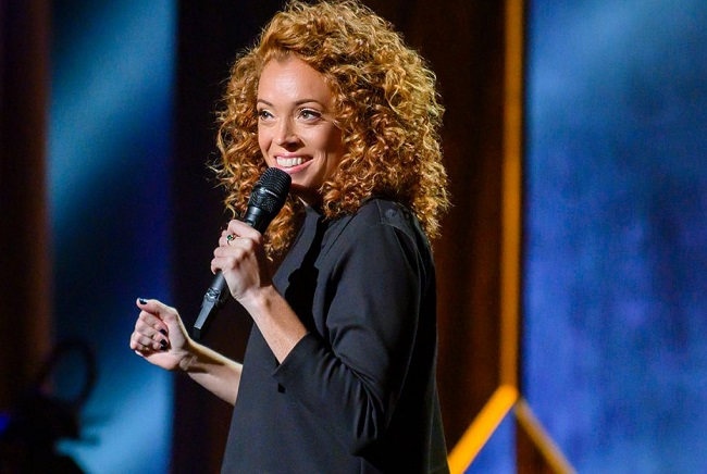 Michelle Wolf is coming to Addison Improv! Credit: Addison Improv.