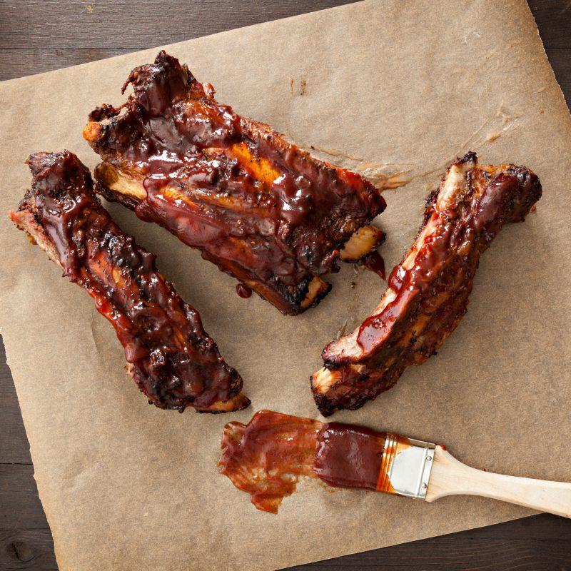 Fall Off The Bone Barbecue in Addison