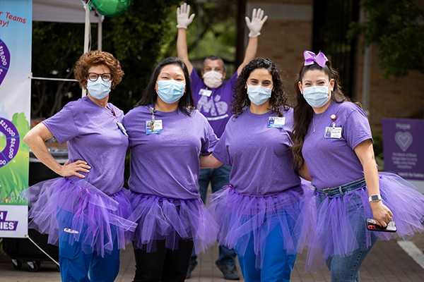 Texas Health Raised More Than $27,000 for March of Dimes