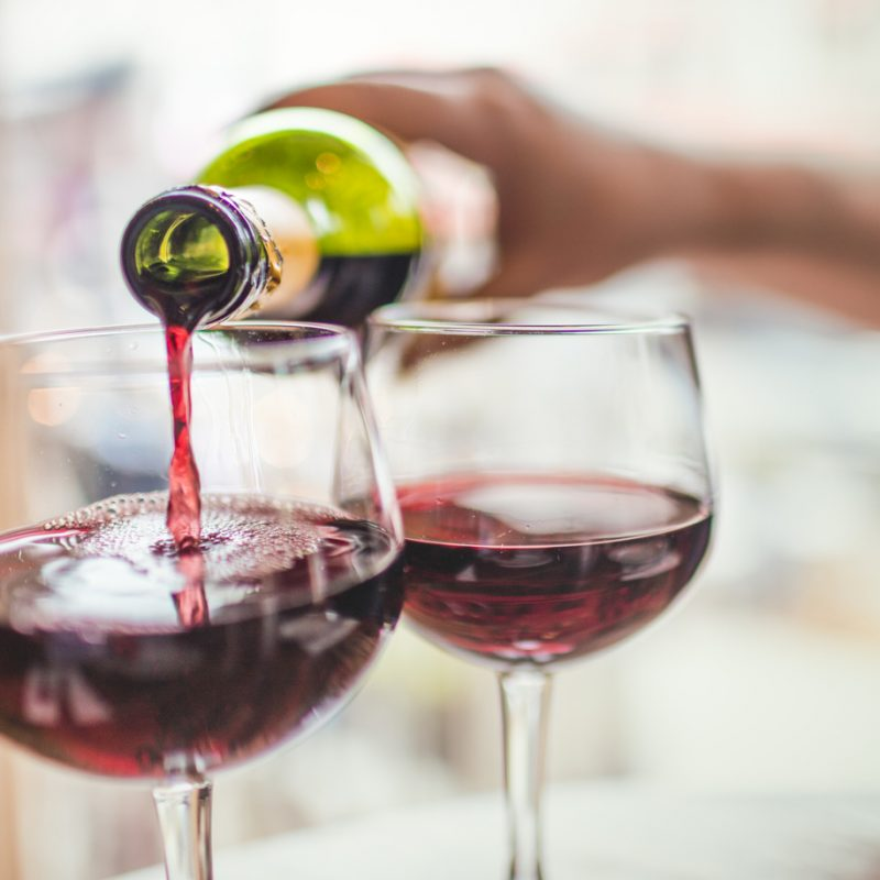 National Wine Day in Addison