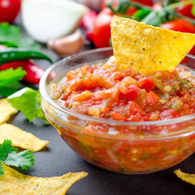 Celebrate Salsa Month