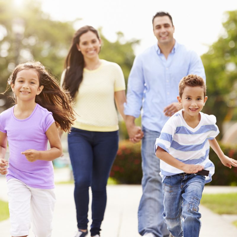 Celebrate Family Health and Fitness Day in Addison