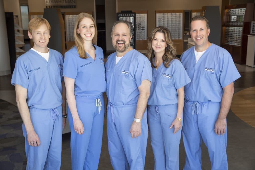 LASIK Surgeries Are Up! Key-Whitman Eye Center Can Help Determine if its Right for You!