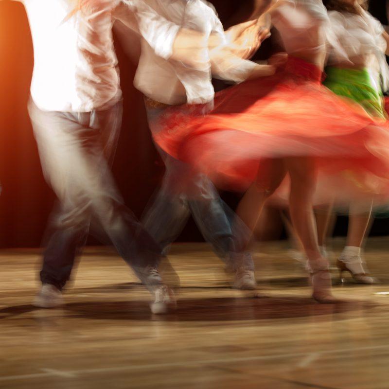 Vitruvian Salsa Festival is back!