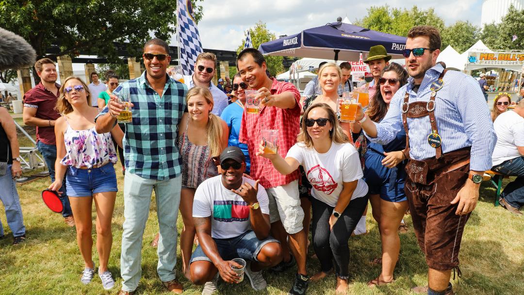 Addison Oktoberfest is Back Next Weekend!