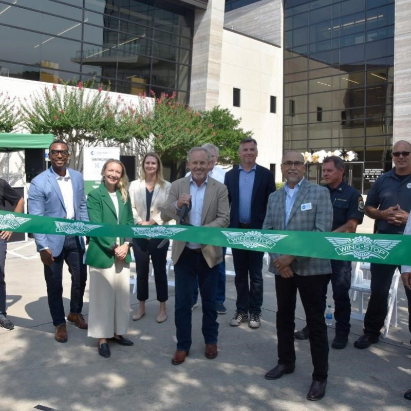 Wingstop Opens Global Headquarters in Addison