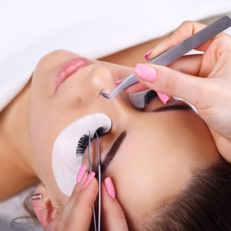 Where to Get Your Eyebrows and Lashes done in Addison