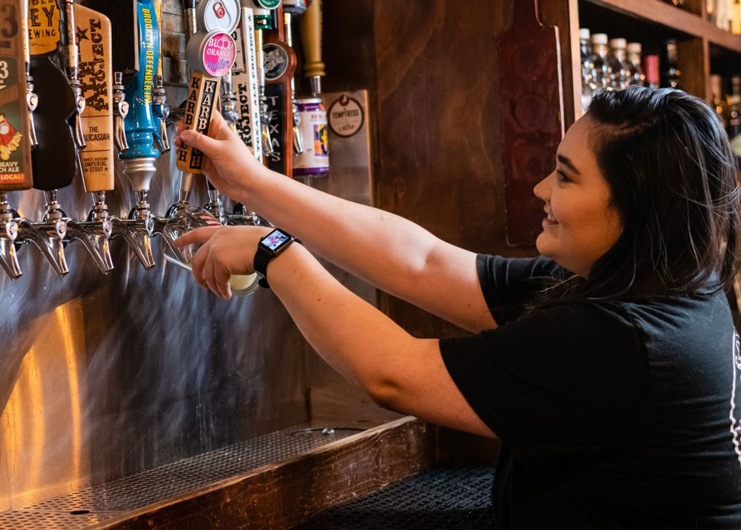 Grab a Pint After Work at Ron's Place