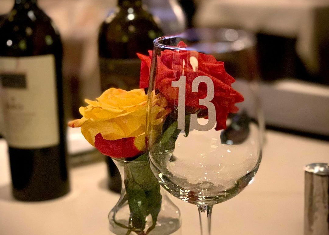 Table 13 is Nominated for Five 2021 Readers' Choice Awards